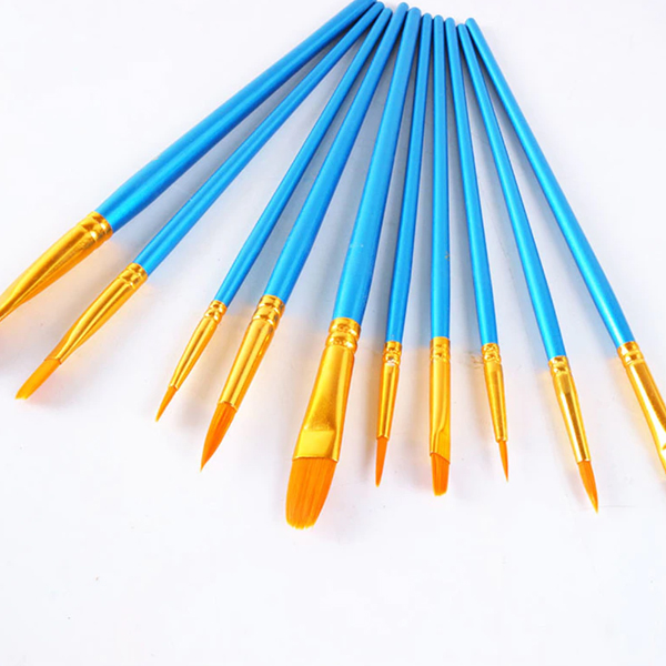 Brushes Round Pointed Tip