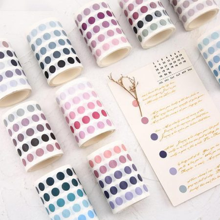 Colorful Dots Tape