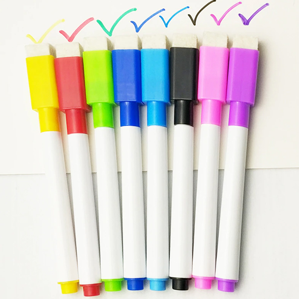 Colorful Markers For Whiteboard