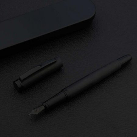 Fountain Pen Frosted Black