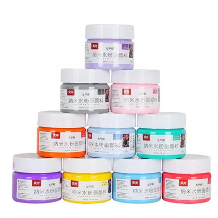 Guash Paint For Drawing