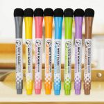 Magnetic Set Of Markers