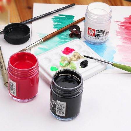 Paint Varnish Gouache For Drawing