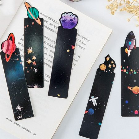 Paper Bookmarks For Magazine