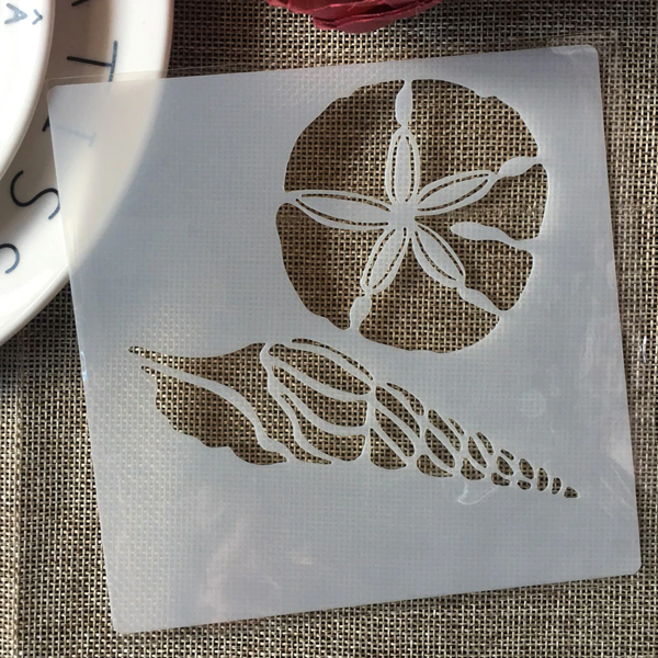 Stencil For Drawing