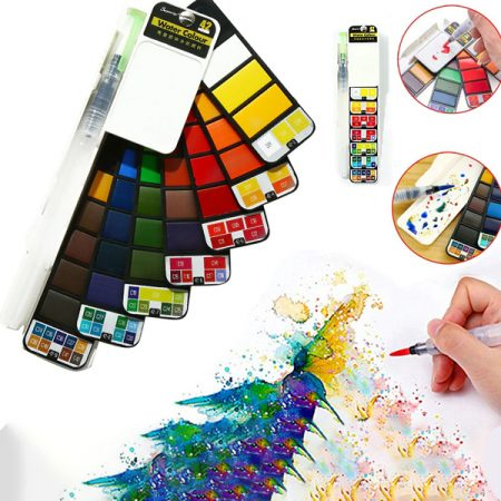 Superior Solid Watercolor Paint