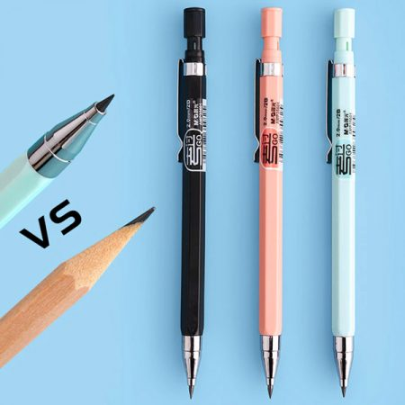 Thick-Headed Mechanical Pencil