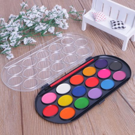 Watercolour Palette For Painting